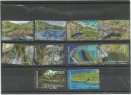 Série Complète   Grottes Et Trous D'eau    (clasfdcver) - New Caledonia
