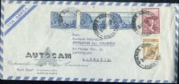 10140 Argentinien Auto Werbung Brief - Osnabrück 1961 - Covers & Documents