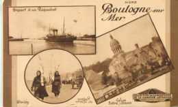 22194 - BOULOGNE SUR MER - MULTIVUES - Boulogne Sur Mer