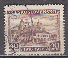 L1909 - TCHECOSLOVAQUIE Yv N°243 - Used Stamps