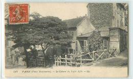 15713 - PARIS - VIEUX MONTMARTRE / LE CABARET DU LAPIN AGILE - Sin Clasificación