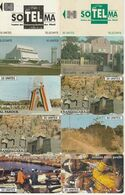 PETIT LOT DE 10 CARTES DIFFERENTES - Mali