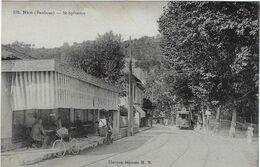 66   Saint Sylvestre Environs De Nice   Vue   Tabacs - Frankreich