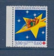 1997-N°3122a**-CROIX ROUGE-  DE CARNET - Ungebraucht