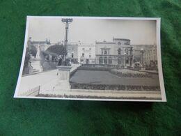 VINTAGE UK SOMERSET: WESTON Super MARE Italian Gardens B&w Private - Weston-Super-Mare