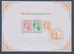 2013.BLOC N° 133** MARIANNE ET LA JEUNESSE - Nuovi