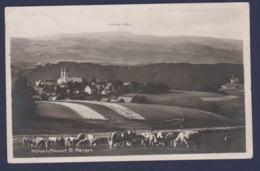 Deutsches Reich Postcard: Höhenluftkurort St. Märgen (Bad. Schwarzwald) Posted Neukirch (G116-33) - Other