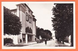 X17147 SAINT-JEAN-d'ANGELY Charente-Maritime Cinema EDEN 1940s Photo-Bromure REAL-CAP 46 St - Saint-Jean-d'Angely