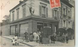 30843 - VIROFLAY - PLACE DE L EGLISE - CARREFOUR DES RUES RIEUSSEC ET DE VERSAILLES - Viroflay