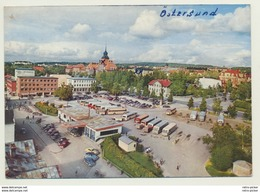 AK  Bus Autobus Haltestelle Parkplatz Autohof Östersund - Busse & Reisebusse