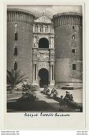 AK  Napoli Neapel Castello Angionio - Napoli