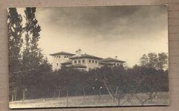 CPA PHOTO 66 - PRADES - Très Jolie Vue D'une Grande Maison Villa En CP Photographique - Prades
