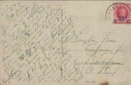 PK Terhagen - Tramstilstand, Gelopen, 1929 - Collections
