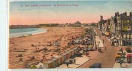 31822 - LES SABLES D OLONNE - LE REMBLAI ET LA PLAGE - Non Classés