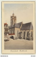 AK  Darmstadt Stadtkirche 1926 - Darmstadt