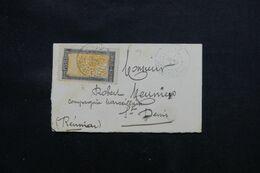 MADAGASCAR - Enveloppe Pour Saint Denis De La Réunion En 1931 - L 71599 - Brieven En Documenten