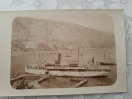 Kriegsmarine K.u.K Albania  San Giovanni Di Medua 1916, ORIGINAL PHOTO - Guerre 1914-18
