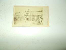 B773  Foto Cartonata Liege Palazzo Di Giustizia Cm10x6 - Ohne Zuordnung