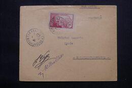 MADAGASCAR - Enveloppe De Tananarive En 1946 Pour Saint Denis De La Réunion Par Avion - L 71604 - Storia Postale