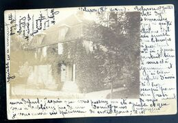 Cpa Carte Photo Maison Envoyée De Eclaron Dans Le 52  AVR20-57 - Eclaron Braucourt Sainte Liviere
