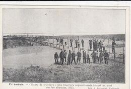 KIELDRECHT / 1914-18 /  GRENS  / FRONTIERE - Weltkrieg 1914-18