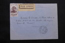MADAGASCAR - Enveloppe De Ambatomena En 1953 Pour La France Par Avion  - L 71611 - Brieven En Documenten