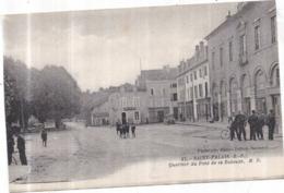Dépt 64 - SAINT-PALAIS - Quartier Du Pont De La Bidouze - Animée - Saint Palais