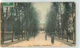 33804 - AUXERRE - AVENUE MARCEAU - Auxerre