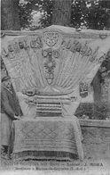 92-MARNE-LA-COQUETTE- SABRES SCLUTES SUR BOIS - AUTEUR J. MORA- JARDINIER A MARNES LA COQUETTE - Other Municipalities