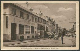 Bourg-la-Reine - La Poste Et La Grande Rue - Rézé édit. Voir 2 Scans - Bourg La Reine