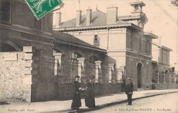 93 6 NEUILLY SUR MARNE Les Ecoles - Neuilly Sur Marne
