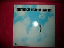 LP33 N°5467 - MEMORIAL CHARLIE PARKER - VG 403 - 500753 ***** - Jazz