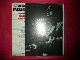 LP33 N°5469 - CHARLIE PARKER - SM 3866 - IDEM GROSSE GALETTE - Jazz