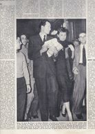 (pagine-pages)AUDREY HEPBURN  Oggi1954/43. - Andere