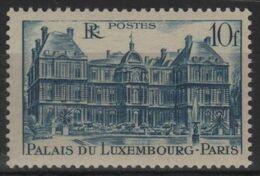 FR 1608 - FRANCE N° 760 Neuf** Palais Du Luxembourg - Francia