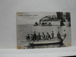 ALBANIA  ---  OCHRIDA  --- ECOLE  GREQUE D'OCHRIDA -- P.M. 202  -- ALPINI JULIA - Albanie