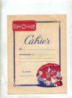 Protege Cahier Entremet Francorusse Theme Faune - D
