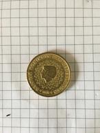 Pièce De 50 Centimes 1999 - Pays-Bas