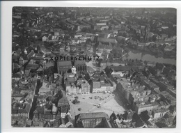 ZZ-1656/ Breslau  Foto Seltenes Luftbild 1938 18 X 13 Cm - Plaatsen