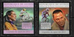 GUINEE  N° ( 2012)   * *  Cyclisme BMX - Radsport