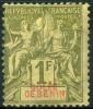 Benin (1893) N 32 * (charniere) - Unused Stamps