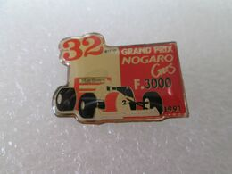 PIN'S    NOGARO  FORMULE 3000 MARLBORO - F1