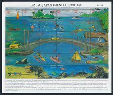 PALAU 2002, Mi# 2006-2035, CV €30, Art, Birds, Ship, Car, MNH - Palau