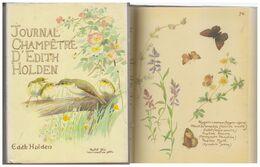 Journal Champêtre D'edith Holden - Nature