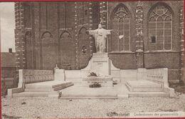 Rijkevorsel Gedenksteen Der Gesneuvelde WW1 WWI World War 1 Memorial Monument Antwerpse Kempen (In Zeer Goede Staat) - Rijkevorsel