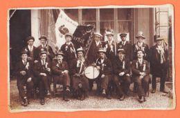 Mi162 A Localiser PESSAC ( Voir Drapeau ? ) Carte-Photo Conscrits De La CLASSE 1922 à - Militari
