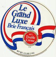 Ancienne étiquette De Fromage - Käse