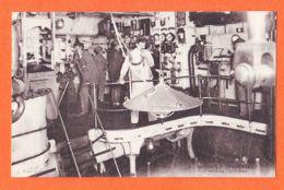 Mi293 Peu Commun Cuirassé CONDORCET Machines Centrales Classe Danton Marine Française 1911-1942 Photo CHALOIS 4 - Guerre 1914-18