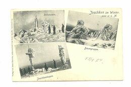 AK Jeschken - Mehrbild - 1904 - Tchéquie