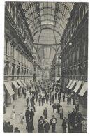 7215 - MILANO GALLERIA VITTORIO EMANUELE ANIMATISSIMA 1918 - Milano (Milan)